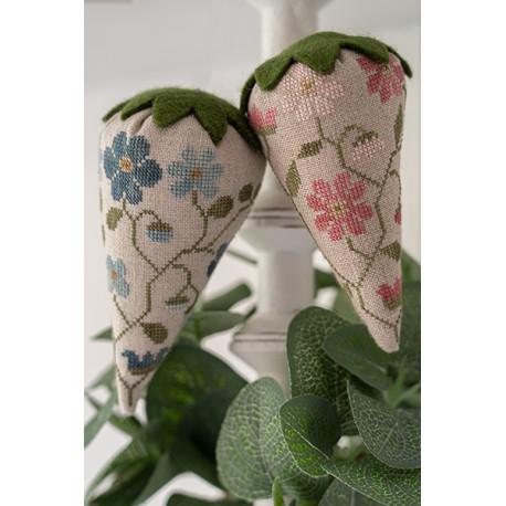 Fraises  fleuries. Tralala 259