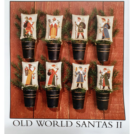 Old World Santas II. TPS083