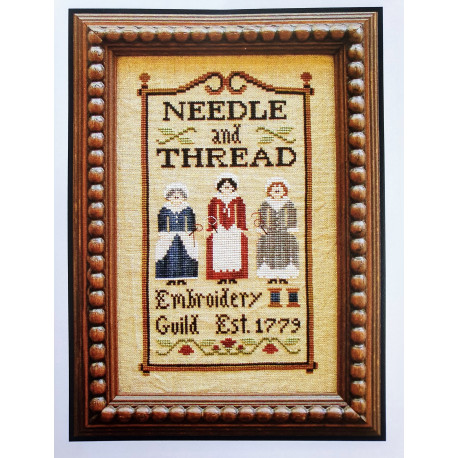 Embroidery Guild - LHN 056