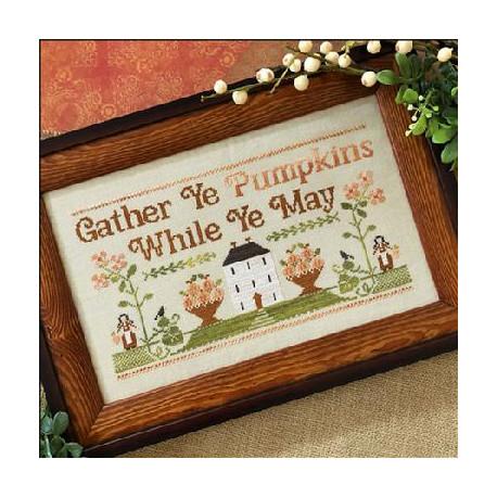 Gather ye Pumpkins - LHN 196